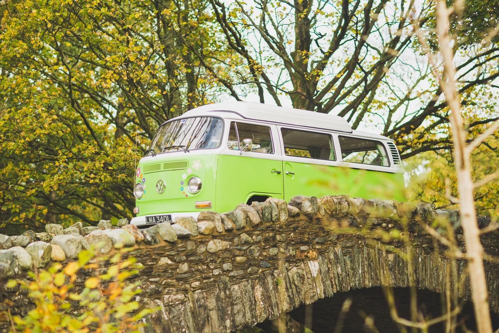 Volkswagen Camper Hire   VW Campervan to Rent in Cumbria